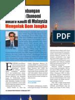 Ketidakseimbangan Pencapaian Ekonomi Antara Kaum Di Malaysia