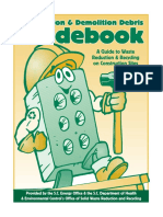 Demolition Guidebook