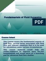 1. Fundamentals Fluid Dynamics