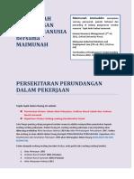 The Legal Environment of Employment - BM Version