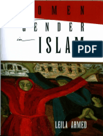 Leila Ahmed Women and Gender in Islam Historical Roots to a Modern Debate