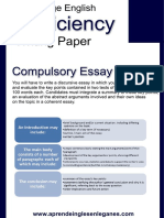 Cpe Essay - How to Do It