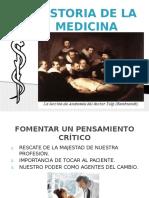 Historia de La Medicina Completa