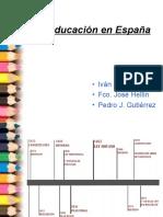 Presentación TICE Educación en España