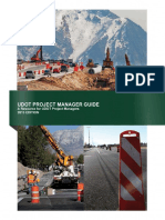 Udot Project Manager Guide-goooooooooooooood