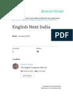 English Next India 2010