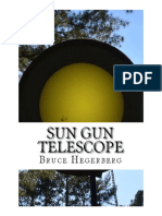 Sun Gun Telescope