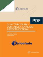 18. Guia Tributaria Contable y Analisis Jurisprudencial