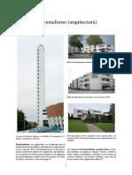 Funcionalismo (arquitectura)