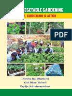 School Vegetable Gardening
