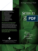 Season to Grow Brochure
