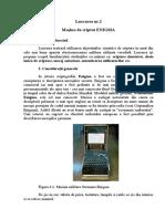 Laborator Nr.2 Enigma