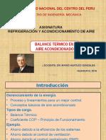 Clase 12. Balance Termico Aa