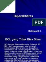 Hiperaktivitas for Pleno