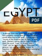 Egypt Lit