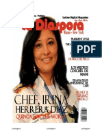 La Diaspora Latino Magazine Dec. 2016