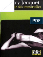 Thierry Jonquet - Le Manoir Des Immortelles