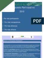 1 Presentacion Del Programa PP
