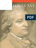 Louis XVI.the Silent King 9780340706497