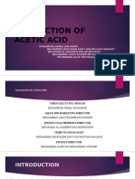 PRODUCTION OF ACETIC ACID.pptx