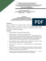 PP 2 Kebijakan Pengintegrasian Dan Koordinasi Aktivitas Asuhan Pasien