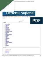 Patru Sfaturi Pentru a Investi Eficient in Piețele Financiare - Curierul National - 28 Mai 2014