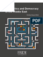Geopolitics and Democracy in the Middle East