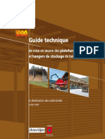 Guide Technique Hangar Bd