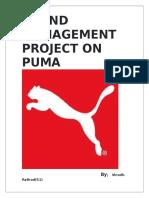 Brand Mgt Puma