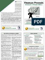 Livreto de Financas Pessoais Ganancia 2010