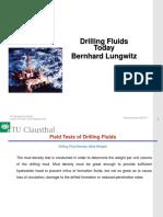 Drilling Fluids Testing 2016-17