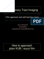 The Urinary Tract Imaging Film Approach and Self Learning 2010