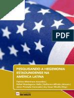 Pesquisando a hegemonia estadunidense na América Latina