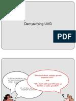 Demystifying UVG