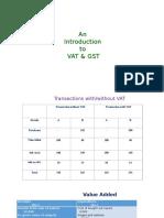 An Introduction to VAT_GST