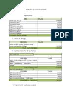 Analisis de Costos Del Yogurt Frutiyogurt (Reparado)