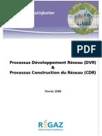Rapport Enq Dvr-cdr Ext 2009