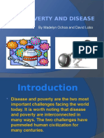 poverty and disease presentation