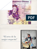 Micromahismos  coditianos Feminismos Contigo Huetor Vega Diciembre 2016
