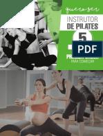Quero Ser Instrutor Pilates