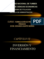 FORMULACION 4- Inversion y Financiam.
