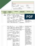 Planificación de Unidades 1,2,3,4,5 ,6Filosofía 2do-Jativa- Texto