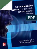 Comunicacion Humana en El Mundo Contemporaneo