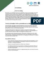 Politisk analys Alliansen 2011-2013
