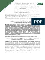 Potencial de Geração de Energia Térmica e Elétrica a Partir Dos Resíduos Da Avicultura e Suinocultura Na Zona Da Mata de Minas Gerais