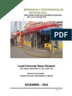 Plan de Seguridad de Defensa - Tienda Elizabeth
