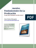 COMO PREDICAR EL EVANGELIO.pdf