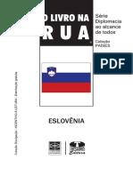 Livro Na Rua - Eslovenia