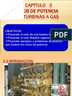 UNIT-3 (Ciclos de Potencia Con Gas)