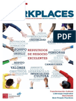 Revista Best Workplaces 2015 España